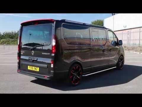 FV16XWZ - Renault Trafic Dci Ll29 Energy Lwb Minibus - Demo