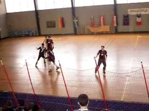 Roller soccer : Marseilles Vs Paris (2nd Half), 2007