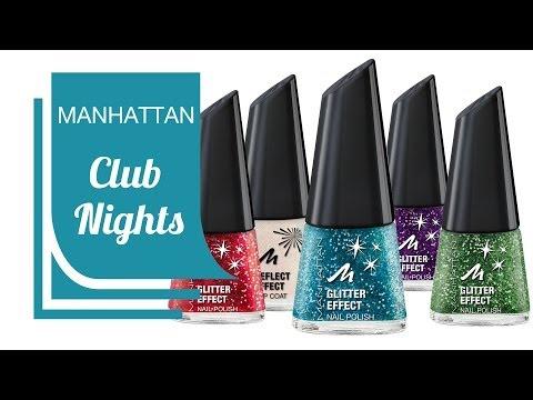 Kennst du schon? Aktuelle MANHATTAN LE Club Nights - mit Produkt Live Test