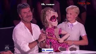 [VIETSUB]Darci Lynne-You Make Me Feel Like  America's Got Talent 2017