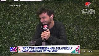 Algo Contigo - Agustín Casanova 18 de Enero de 2019