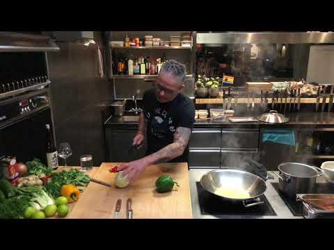 Dagelijks simpel koken met Edwin Vinke in deze bijzondere tijden - Dag 4 - 19-03-2020