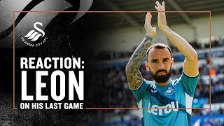 Reaction: Leon on his last game