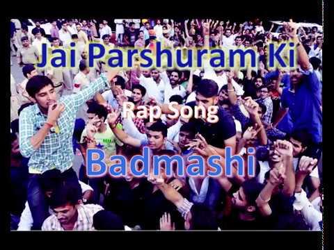 Desi Rap Song Badmashi by Parshuram Bhakt