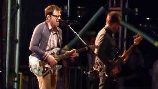 Weezer - Island in the Sun - Del Mar 2014