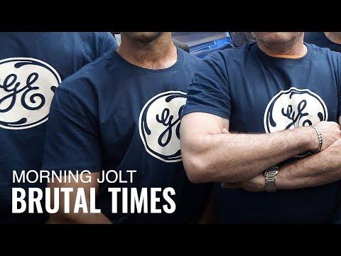 GE's Stock Having a Brutal June