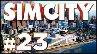 SimCity: Ep 23 - The Suburb City