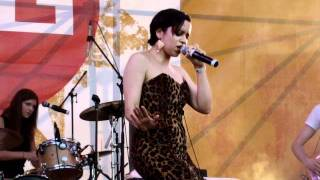 New Young Pony Club -- Ice Cream (Live at Afisha Picnic 2011, Moscow)