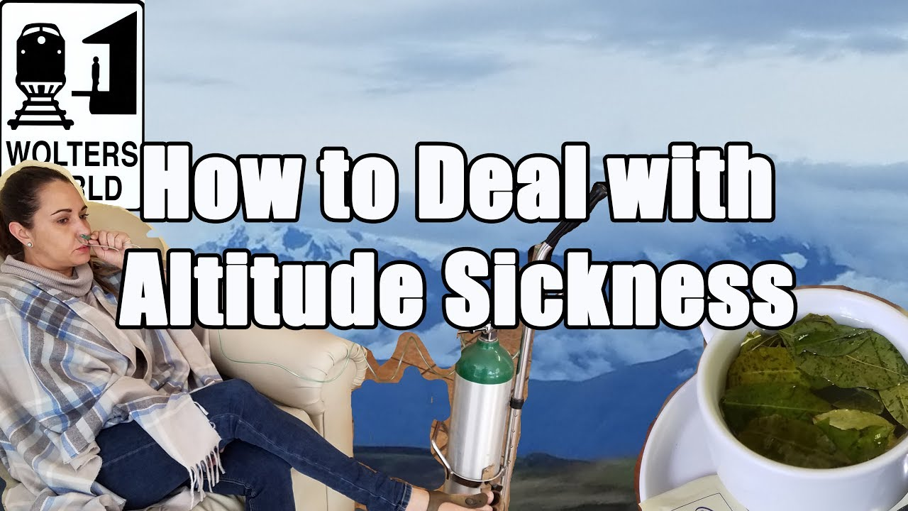 how to avoid altitude sickness in peru