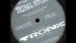 the High Tech Child - Tribal Storm (Adam Beyer Bonus Remix) A2