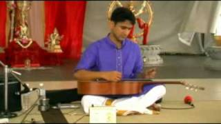 carnatic music  on Guitar - Vighnaraja