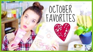 October Favorites 2014! Thumbnail