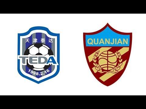 Round 26 - Tianjin Teda vs Tianjin QuanJian