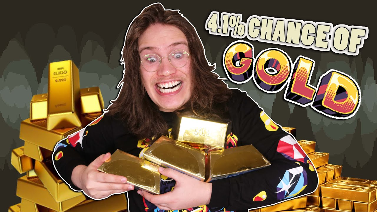 Download 1 IN 24 CHANCE OF REAL GOLD! - Supersized Treasures!