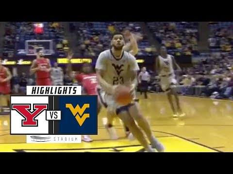 Youngstown State vs. West Virginia Basketball Highlights (2018-19) | Stadium