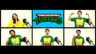 TMNT THEME SONG! (A Cappella)
