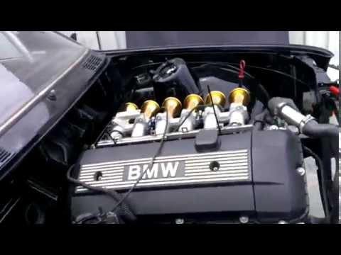 Rhd S Itb On E30 M54 Race Eng Youtube