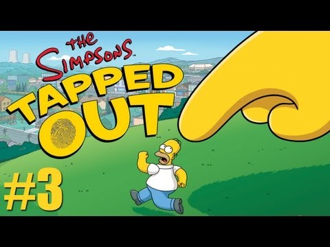The Simpsons Tapped Out - Scratch-Rs (Part 3)