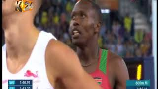 Video Wycliffe Kinyamal delivers Kenya's first gold at the Commonwealth games download MP3, 3GP, MP4, WEBM, AVI, FLV Oktober 2018