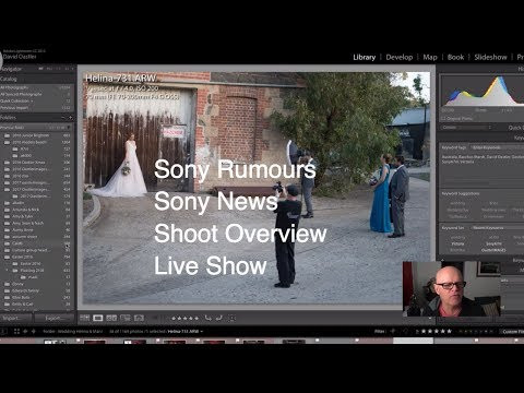 Sony Rumours, News, EISA awards, Sony sensor factory earthquake, $500 Sony trade in, live show