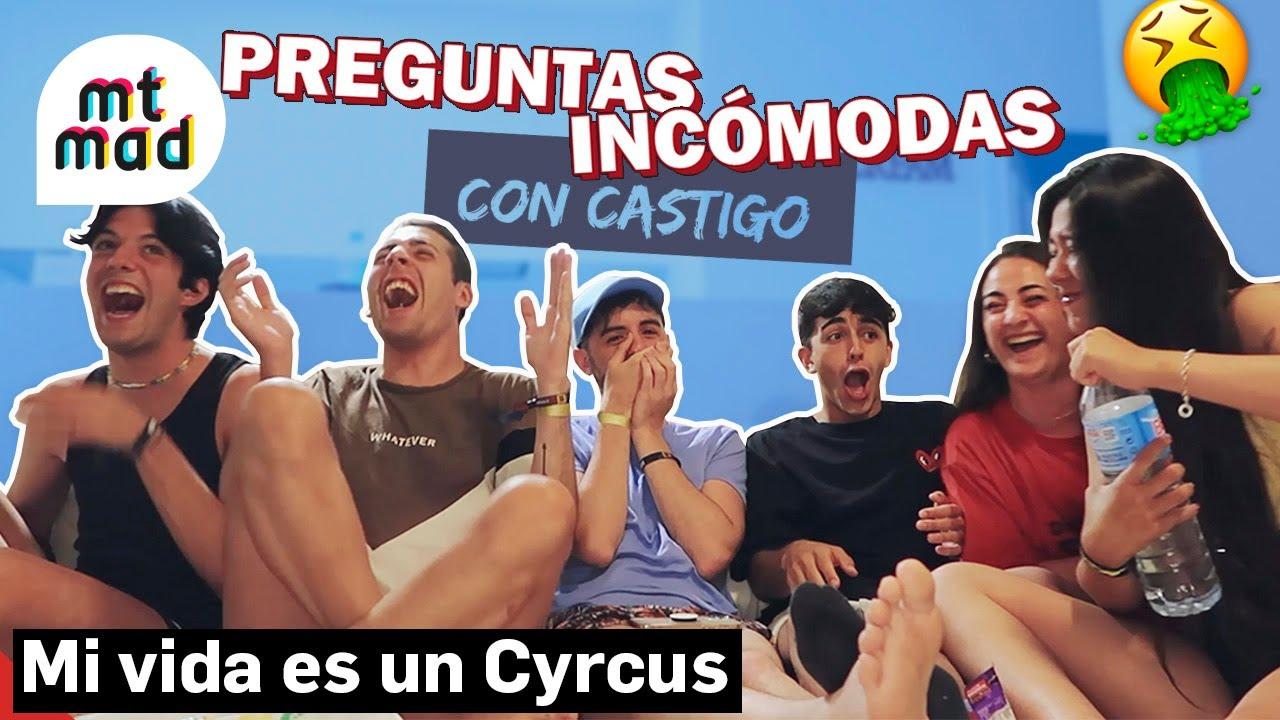 Fantasías, líos con influencers... Jorge Cyrus y sus amigos tiktokers confiesan sus secretos | mtmad