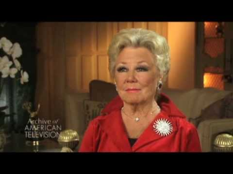 Mitzi Gaynor on appearing on Ed Sullivan's show with The Beatles - EMMYTVLEGENDS.ORG