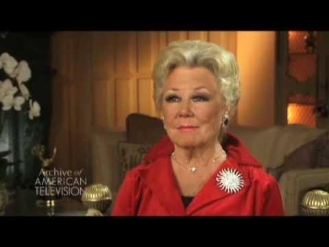 Mitzi Gaynor on appearing on Ed Sullivan