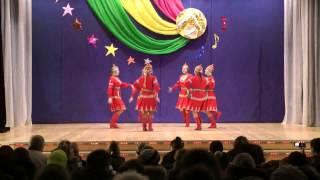 Энергия Чувашский танец