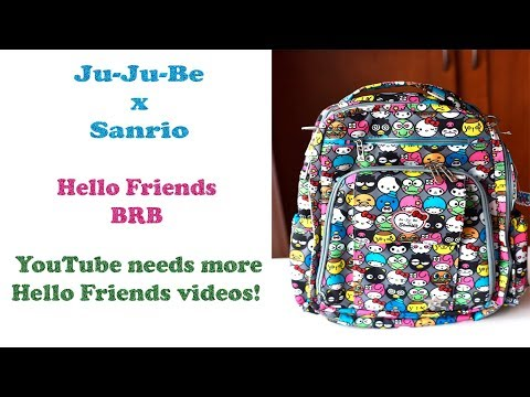 Ju-ju-be X Sanrio  Brb Opening And Overview Hello Friends!