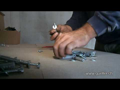 Garagentormontage von Gueller Bausysteme AG