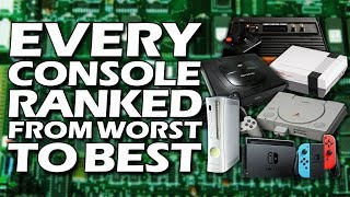 Download Every Video Game Console Ranked From WORST To BEST Mp3 and Videos