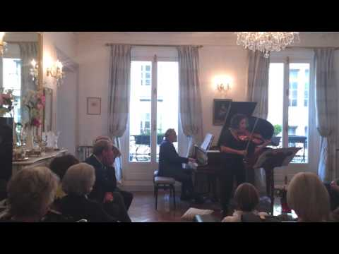 A Classical Music Afternoon in a Haussmann Apartment - French Art de Vivre