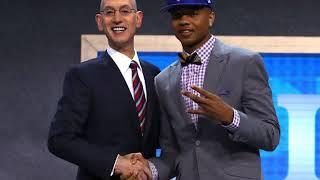 Lake Lewis talks Carmelo Anthony, LeBron James, Markelle Fultz, and more NBA