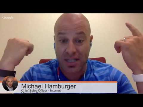 Internet Marketing College Webinar with Michael Hamburger