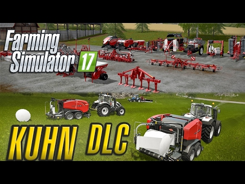 Farming Simulator 2017 | KUHN DLC
