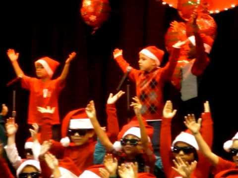 Durand elementary school  holiday program