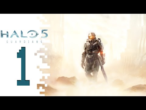 Halo 5: Guardians (Campaign) - EP01 - Master Chief!
