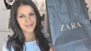 ♥ Fall/ winter ZARA shoplog 2014 Thumbnail