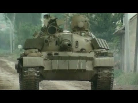 2001: Војната во Македонија (Необјавени видеа) - War in Macedonia