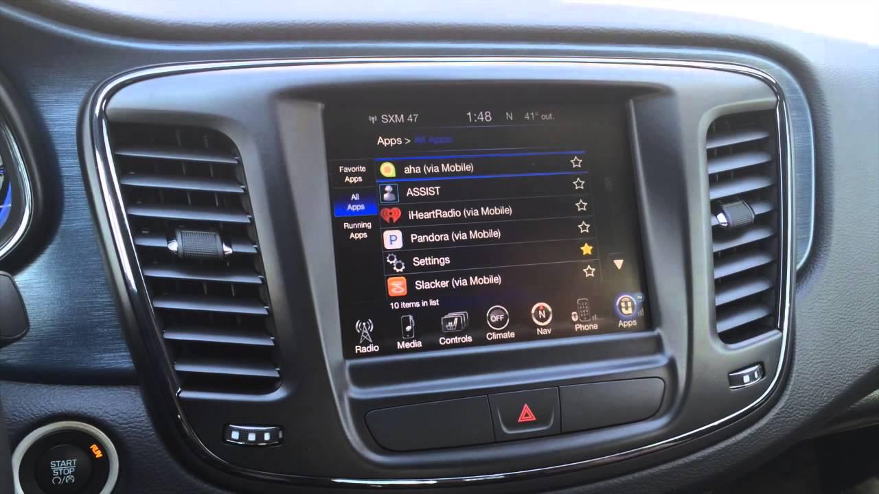 Chrysler 200 Uconnect  Divas And Dorks 02:48 HD