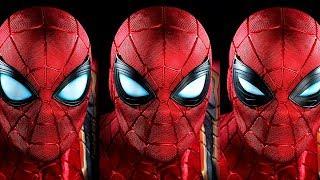 В ЧЕМ СЕКРЕТ ЧЕЛОВЕКА-ПАУКА? SPIDER-MAN. MARVEL COMICS.