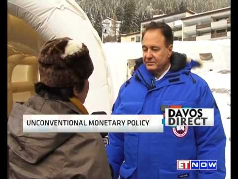 Stephen Pagliuca Of Bain Capital To ET NOW @ WEF Meet In Davos | FULL INTERVIEW
