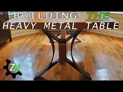 Building a Legacy: 350lb Dining Room Table