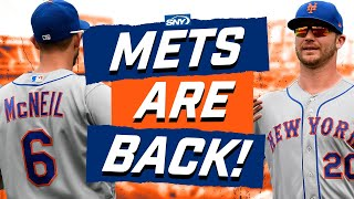 As new york mets players return to citi field for the beginning of summer camp, fans can get hyped baseball's return.subscribe latest from sny...