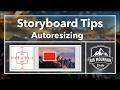 Storyboard Tips - Autoresizing Controls (iOS, Xcode 8, Swift 3)