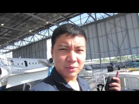 Day in the Life - BCIT Student - Aircraft Maintenance Engineering - Vlog (05/17/2016)