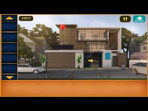 Escape Game Ancient Building Walkthrough