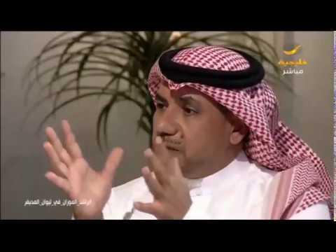 راشد الفوزان: نعم خسرت وتصررت ماديا في انهيار فبراير 2006 ...