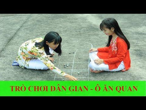 Trò chơi Dân Giang   Ô Ăn Quan - Văn hóa Việt Nam từ xưa đến nay
