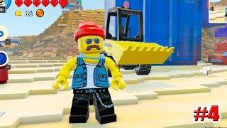 LEGO Worlds МУСОРНЫЕ ДЖУНГЛИ (ЛЕГО МИРЫ) 4 серия